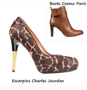 Chaussures  ~ Du style pour la fin de l'année