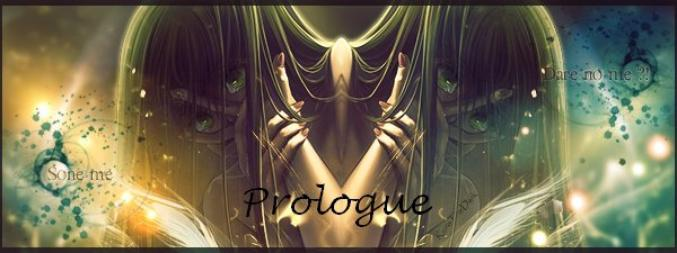 Fan Fiction  : Prologue - Je me meurs -