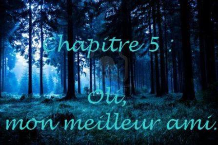 Fan Fiction : Chapitre 5  - Mémoire oublié -