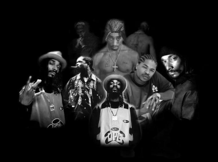 2pac Snoop Dogg X Zibit