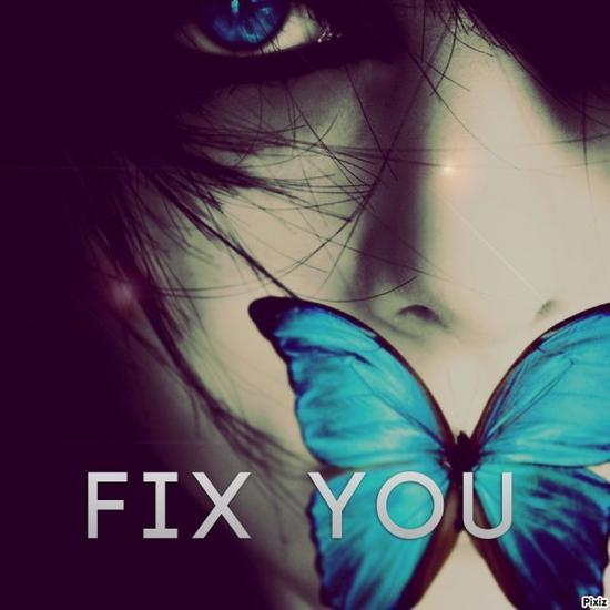 chapitre 11: Fix you