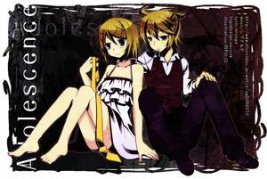 Vocaloid / Adolescence - Rin & Len (2008)