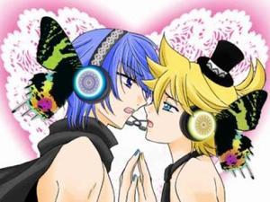 Vocaloid / Magnet - Kaito & Len (2010)