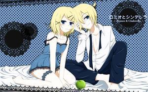 Vocaloid / Romeo and Cinderella - Rin & Len (2009)