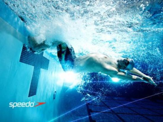 Swimming is my passion