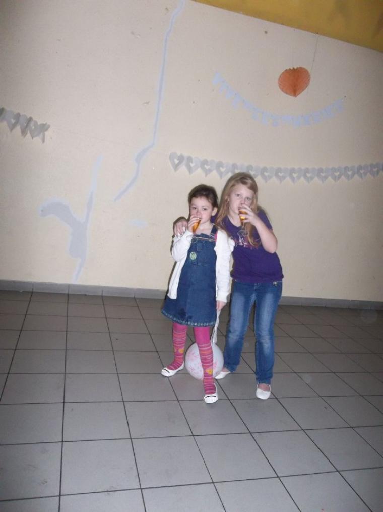 moi et ma cousine mady