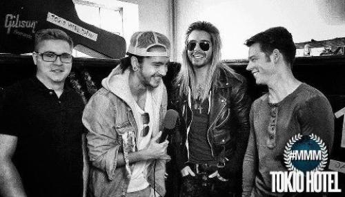 Tokio Hotel  Mars 2013