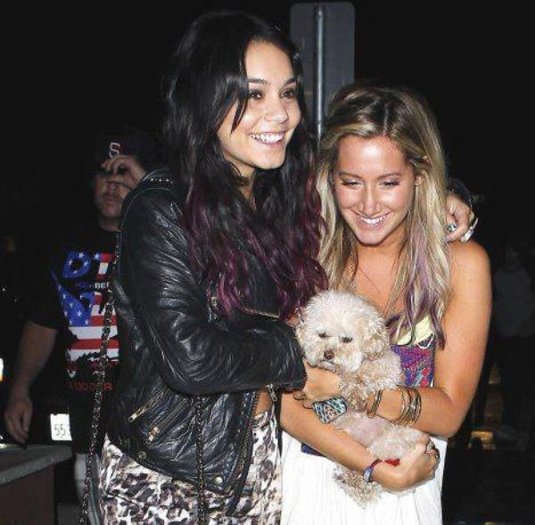 Vanessa Hudgens,Austin Bultler et Ashley Tisdale
