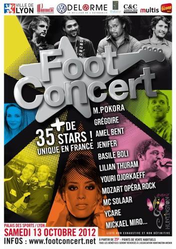 Foot Concert 2012