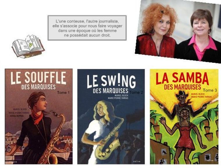 Mes lectures      ______________________________ Le souffle des Marquises
