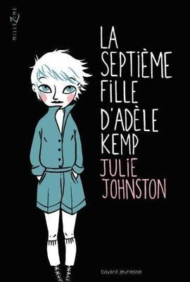 Mes lectures      ______________________________ La Septième fille d'Adèle Kemp