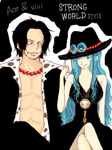 One Piece OC : Portgas D.Ace - Nojiko
