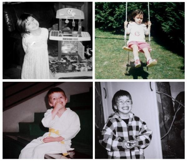 Photo 32 - En enfance.