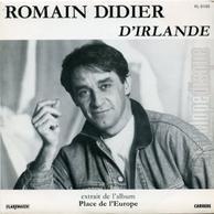 Coup d'oeil sur...  Romain Didier
