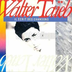 Le jeu des différences Les visages de Walter Taïeb (1987 - 1988 - 1989)