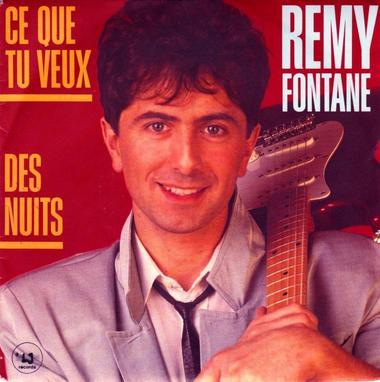 Le jeu des différences Michel Ignace vs Rémy Fontane - Ce que tu veux (1978 - 1984)