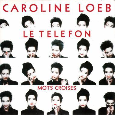 L'ombre de la lumière  Caroline Loeb - Mots croisés / Le téléfon (1988)