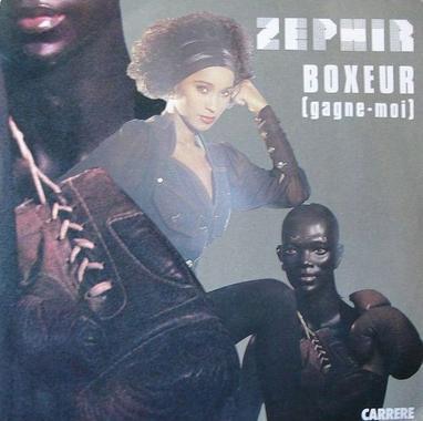 Le jeu des différences  Zéphir - Boxeur (1991)
