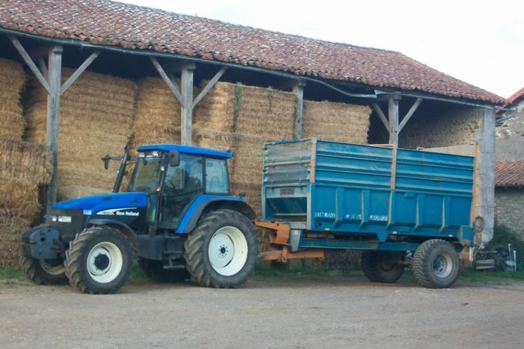 Ensilage Maïs 2012