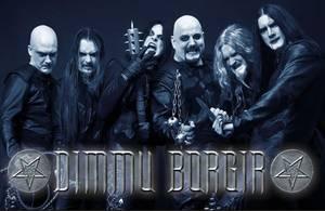 † Dimmu Borgir  †  Kings Of The Carnival Creation  †