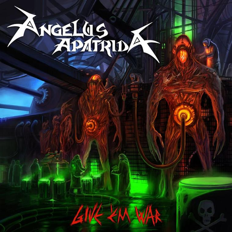 ✠ Angelus Apatrida ✠ Never Forget ✠