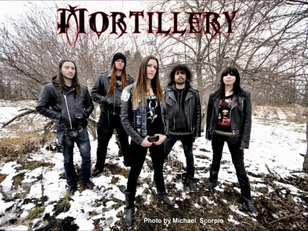 ✠... Mortillery - Origin of Extinction [Full Album] ...✠