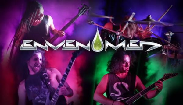 ✠...  Envenomed - Within Me [Official Video]  ...✠