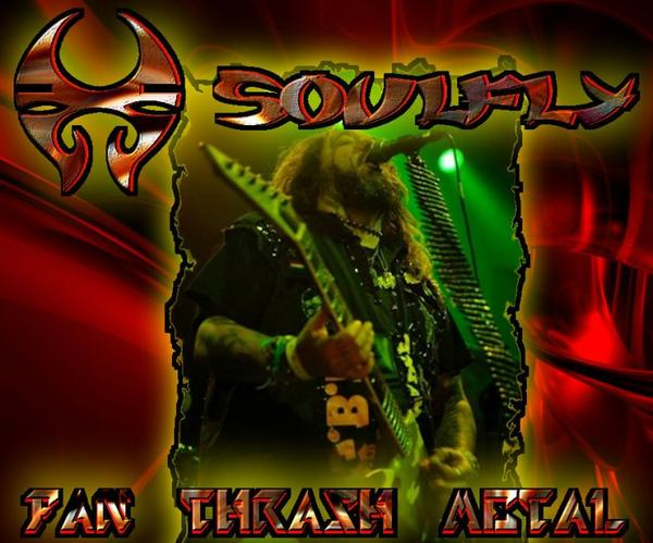 ✠... Soulfly - Titans [Official Lyric Video] ...✠