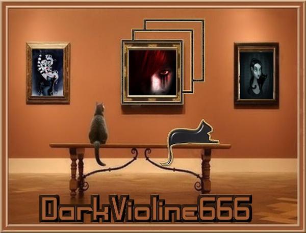 <> Cado Pour Pour Mon Amie [ DarkVioline666] <>
