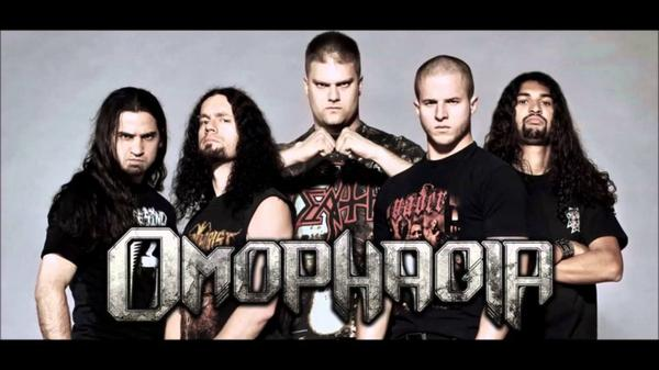 ✠... Omophagia - Down We Fall [Official Video] …✠