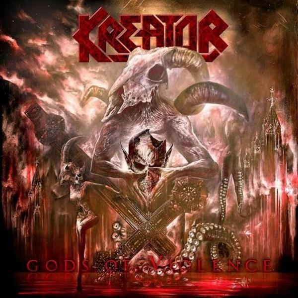 ✠... Kreator - Gods Of Violence [Official Video] …✠