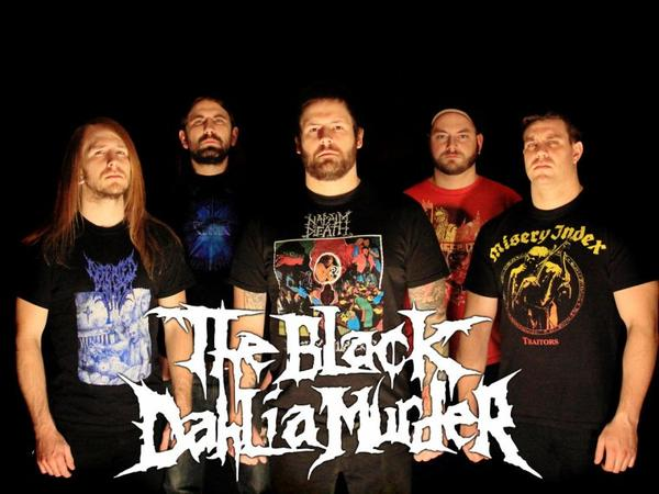 ✠... The Black Dahlia Murder - Receipt [Official Video] …✠