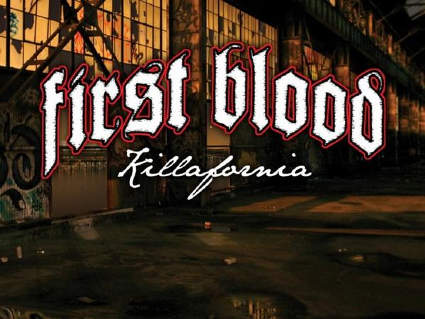✠... First Blood - These Are The Rules …✠
