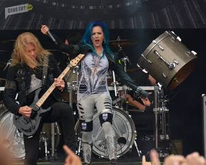 ✠... Arch Enemy - The World Is Yours [Official Video] …✠