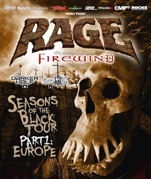 ✠... Rage - Season Of The Black …✠
