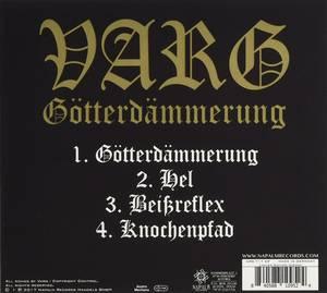 ✠... Varg - Götterdämmerung [Official Video]   Napalm Records …✠