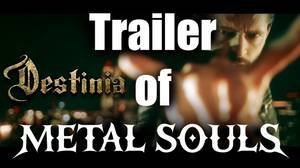 ✠... Destinia - Metal Souls [Official Music Video] ...✠