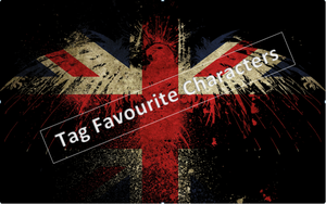 Tag Favourite Characters #1 | In every generation, there is a chosen one ...