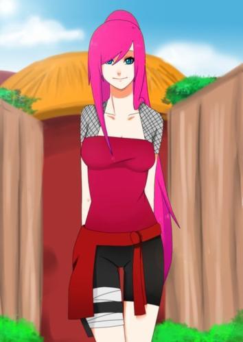 Ombline Haruno ~ La belle Rose surexcitée ♥