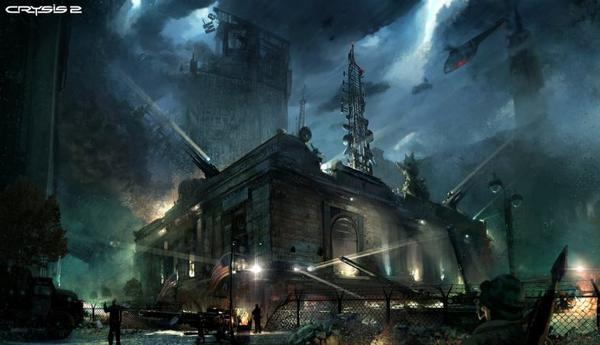 Test de Crysis 2 sur Xbox 360