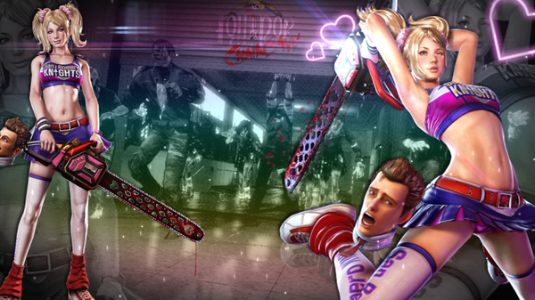 Lollipop Chainsaw:Let's Play Fr