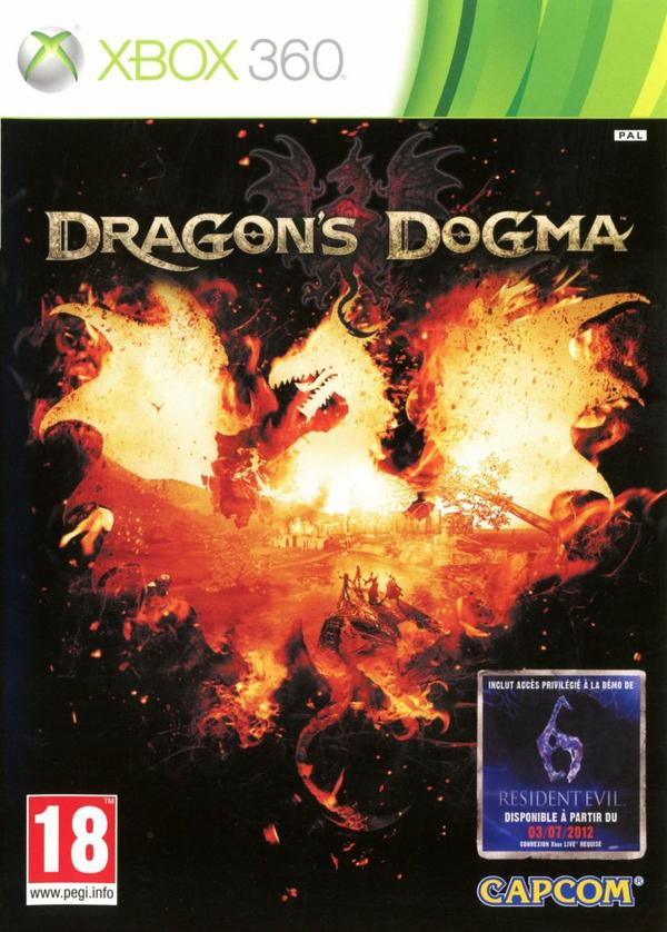 """Dragons""""Dogma"""
