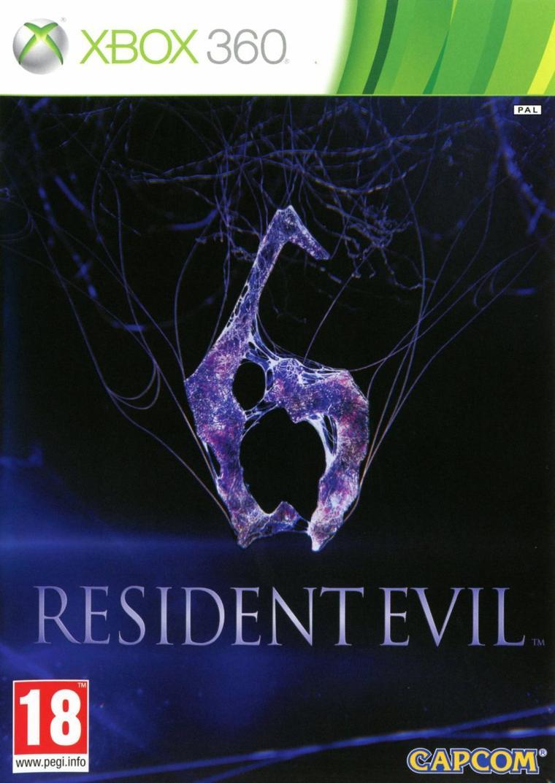 Resident Evil 6 est enfin disponnible