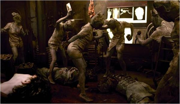 Vue sur Silent Hill Révèlation
