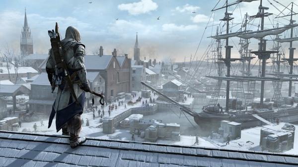 Assassin's Creed 3:Sortie ce Mercredi 31 octobres ^^