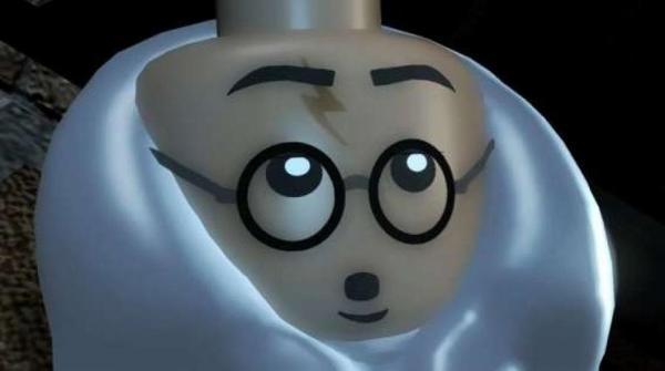 Test:Lego Harry Potter Année 1 a 4 et 5 à 7