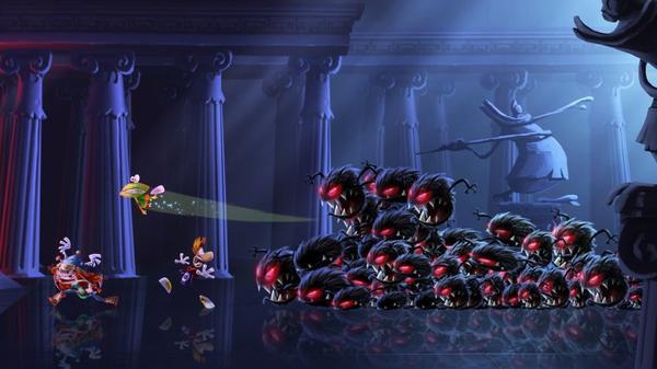 Test (rétro) Rayman