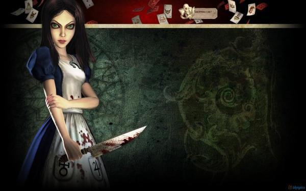 Alice:Madness Returns/Test