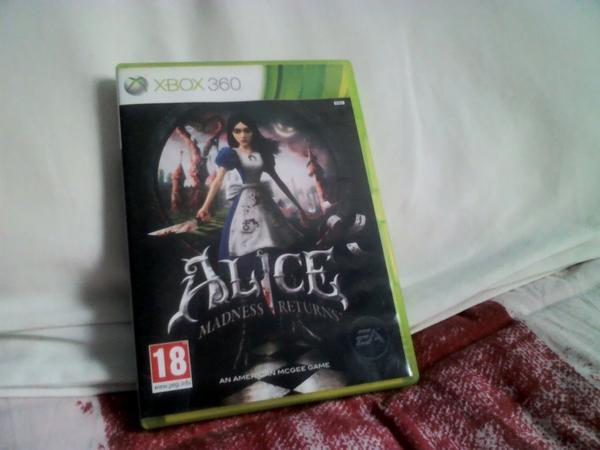 Alice:Retour au pays de la folie