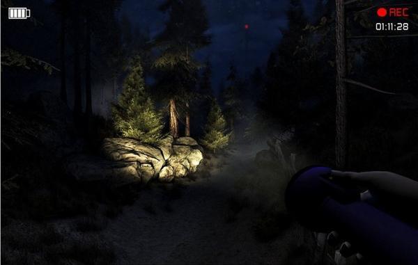 Slender:The Arrival